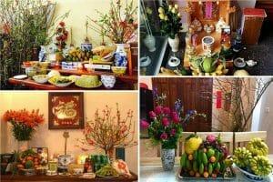 Những cách dọn dẹp bàn thờ ngày tết để không phạm tâm linh