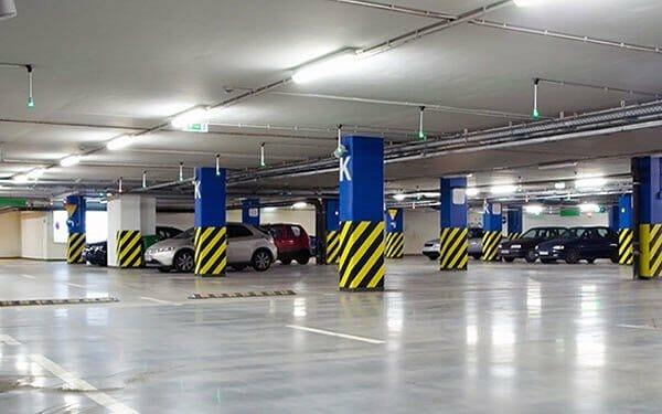 Tiêu chuẩn bãi đâu xe chung cư và Thiết kế tầng hầm để xe
