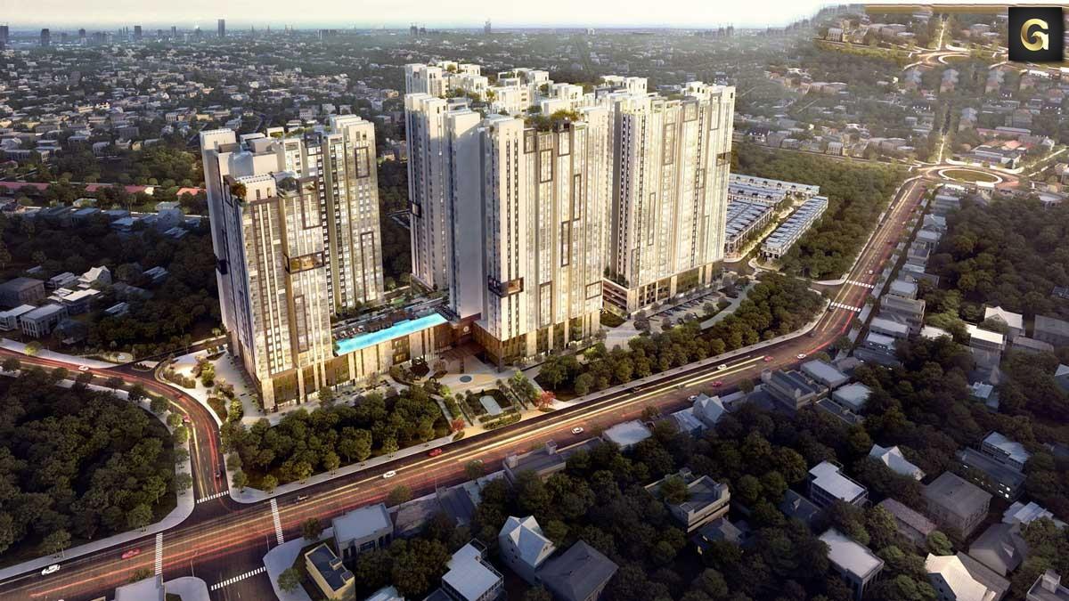dự án căn hộ Astral City Thuận An Bình Dương