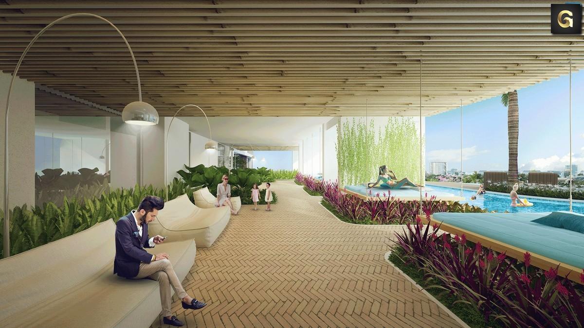 dự án căn hộ Compass One Bình Dương