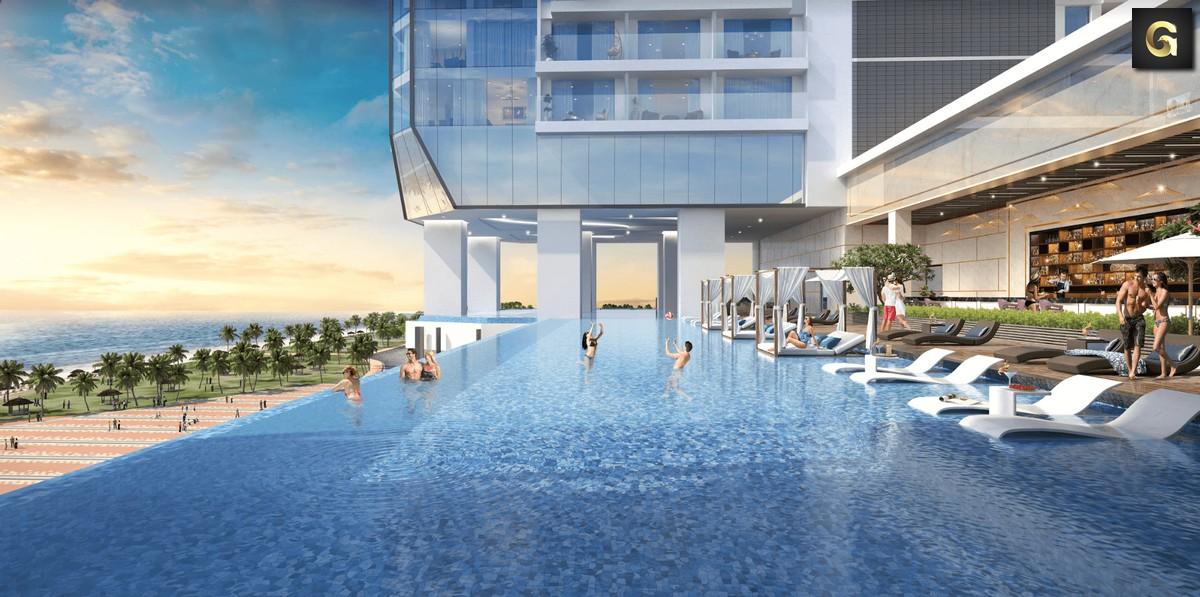 dự án căn hộ condotel T&T Twin Tower Đà Nẵng