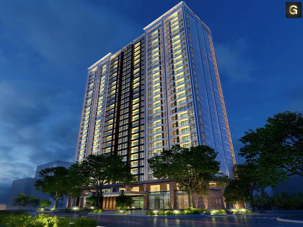 dự án căn hộ Hiyori Garden Tower