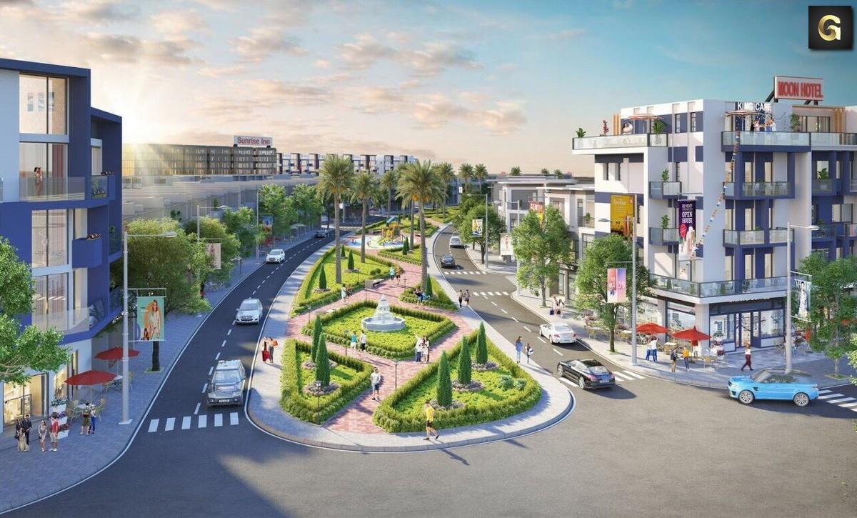 dự án đất nền Nhơn Hội New City