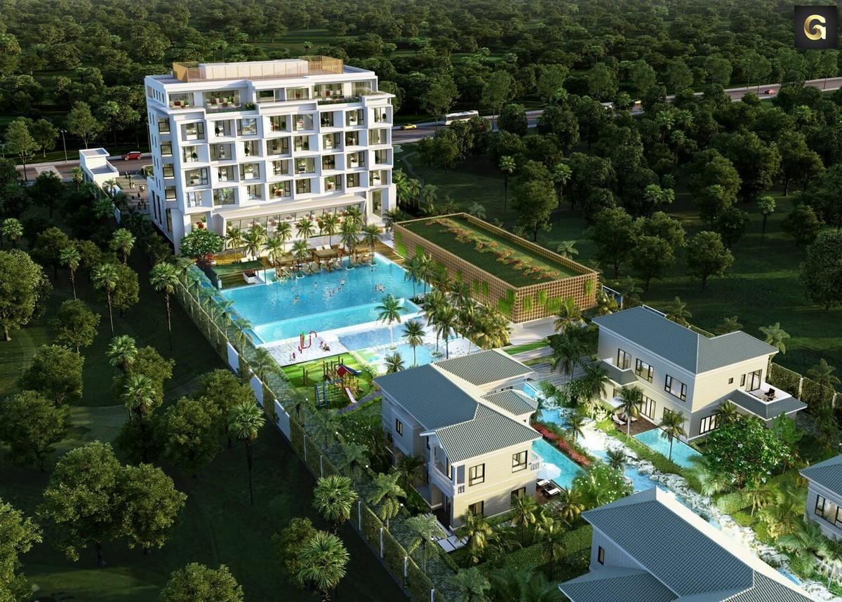 dự án căn hộ Parami Hồ Tràm