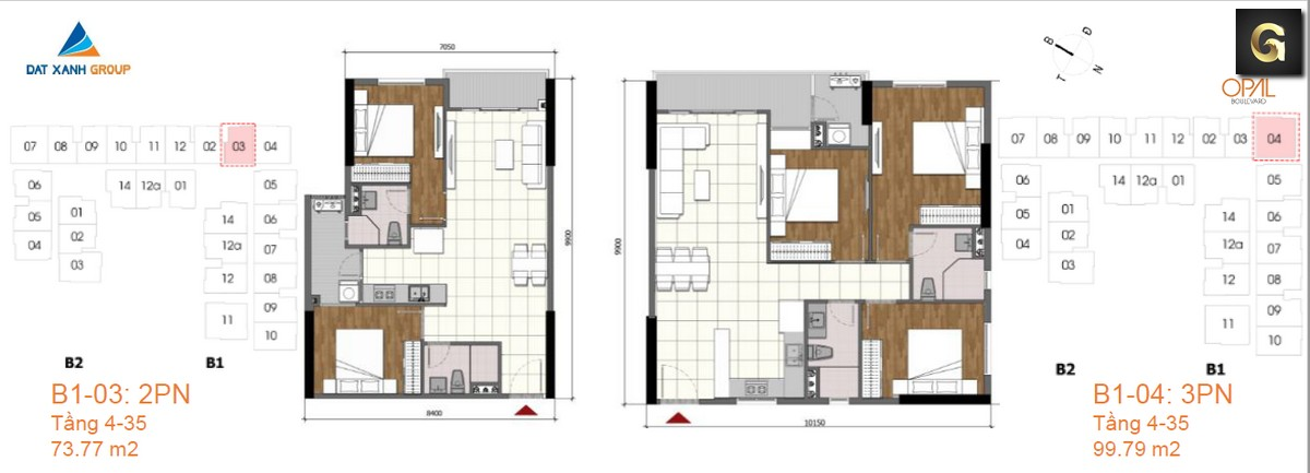 dự án căn hộ Opal Boulevard Dĩ An Bình Dương
