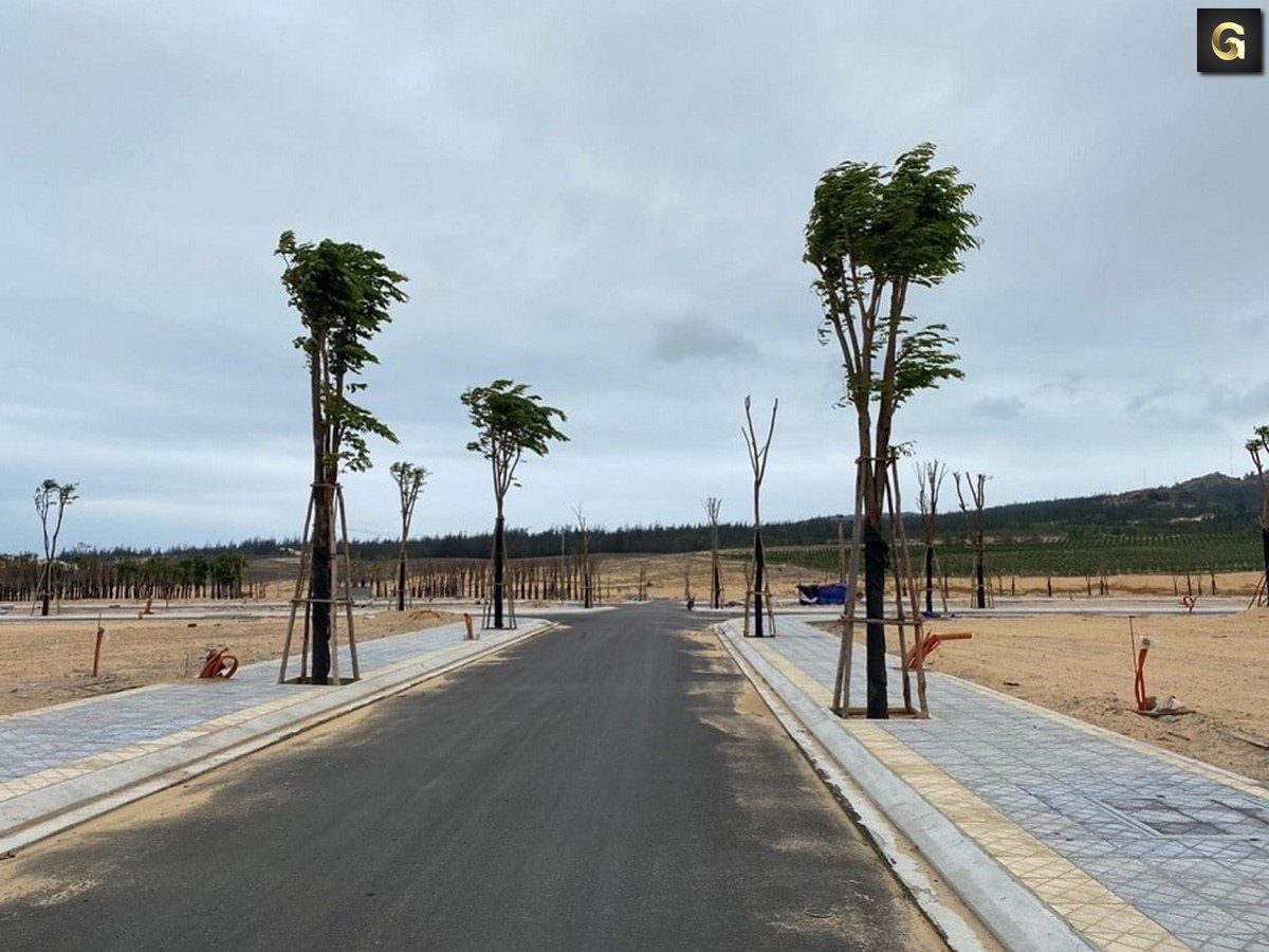 dự án đất nền Kỳ Co Gateway Nhơn Hội Quy Nhơn