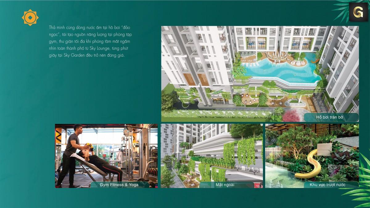 dự án căn hộ Phú Đông Sky Garden