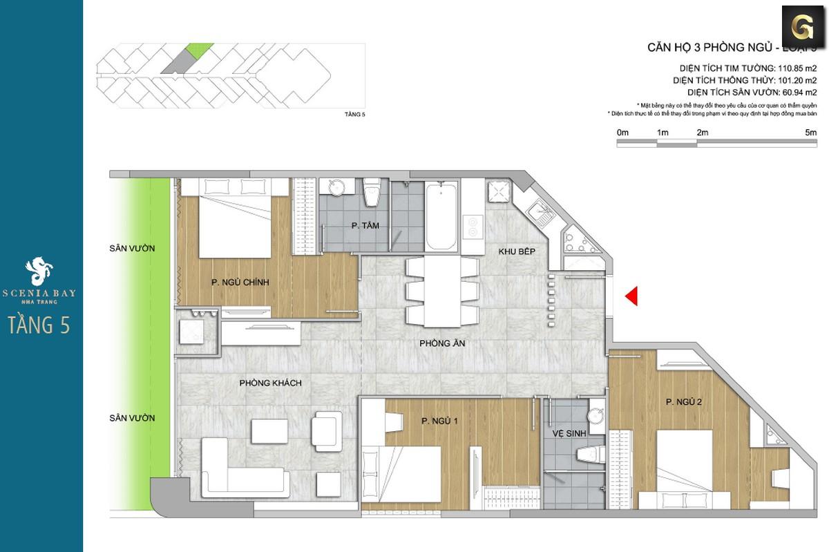 dự án căn hộ Scenia Bay Nha Trang