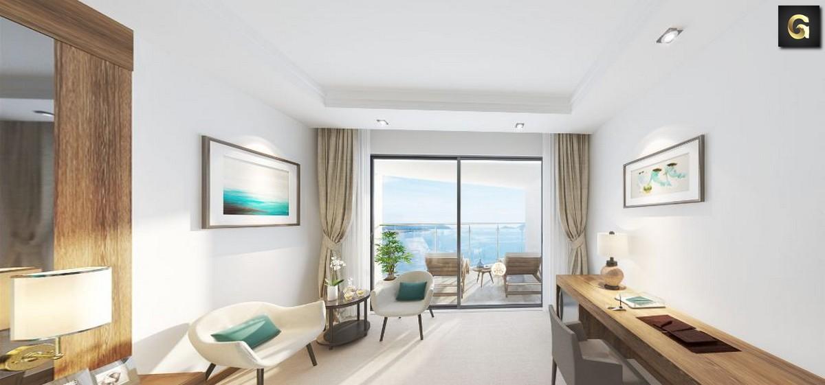 dự án căn hộ condotel Beau Rivage Nha Trang