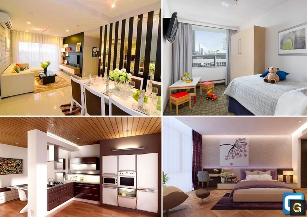 dự án căn hộ Stown Gateway Thuận An Bình Dương