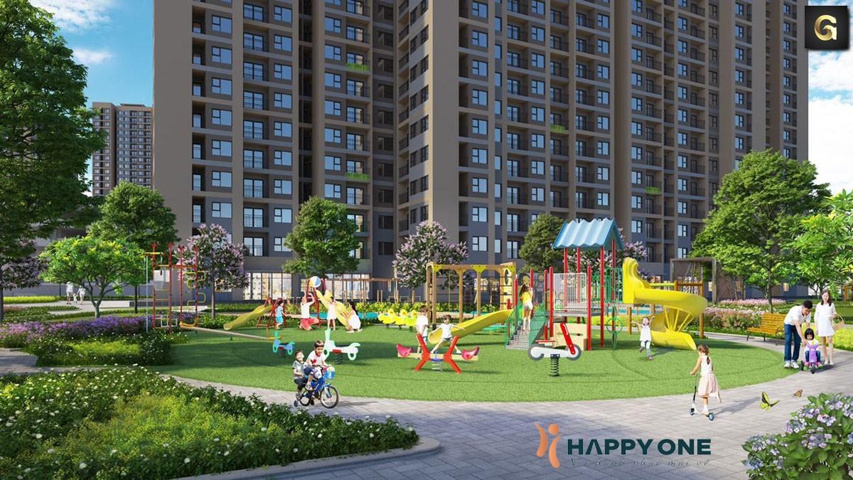 Happy One Bình Dương dư án căn hộ chung cư công bố chính thức giá cập nhật