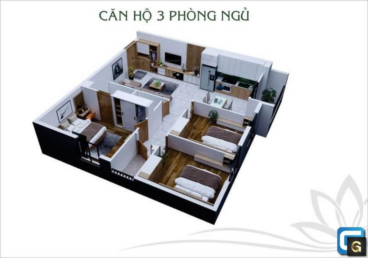 dự án căn hộ SPlus Riverview Thuận An Bình Dương