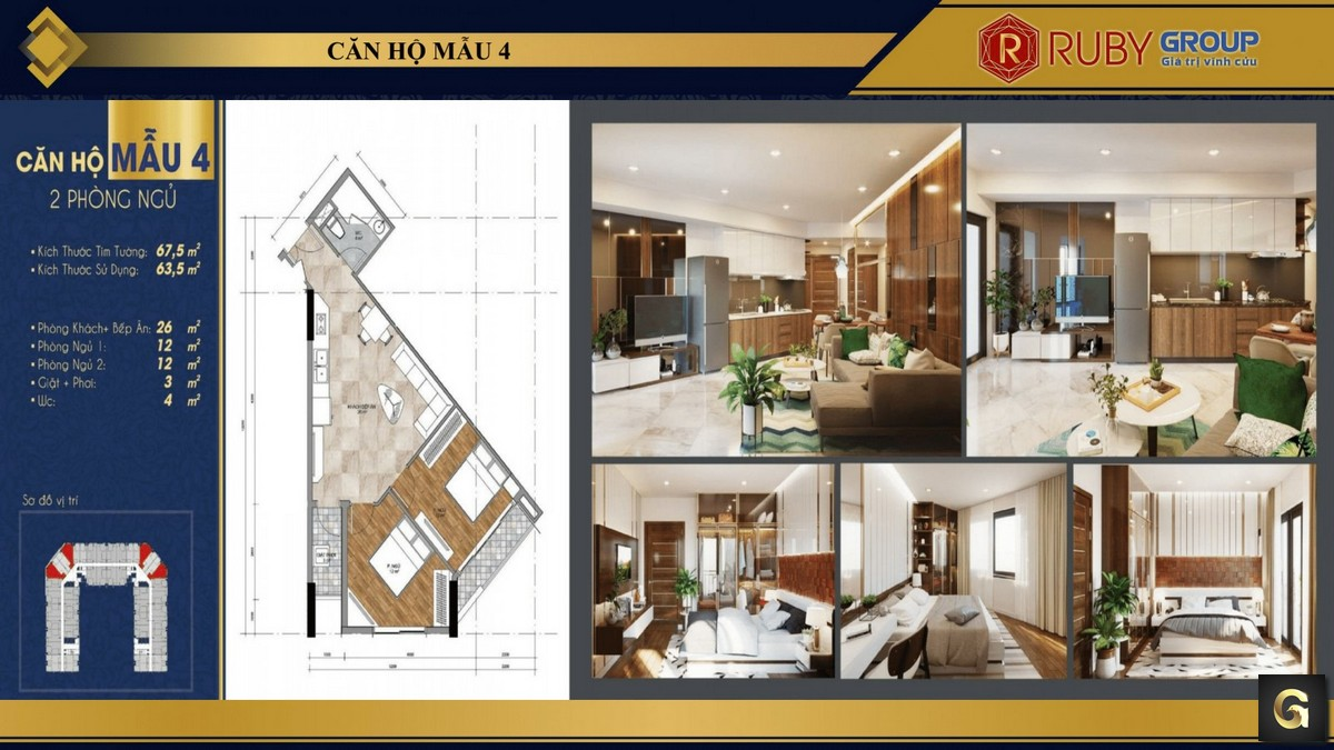 dự án căn hộ Thịnh Gia Tower Bình Dương