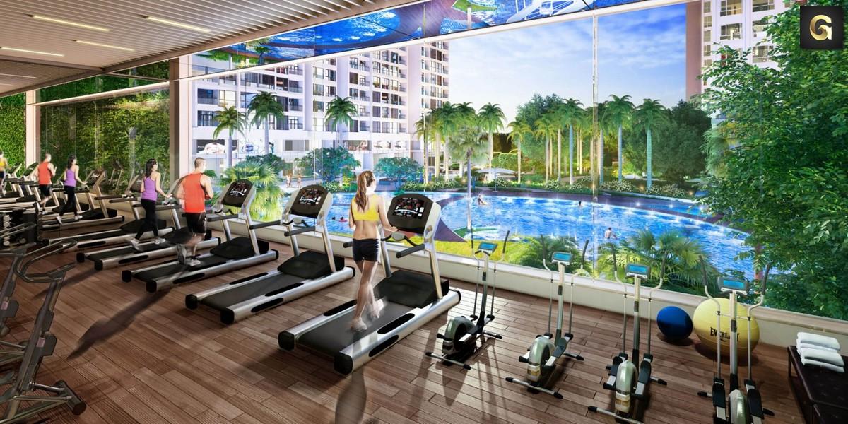dự án căn hộ Phú Đông Premier Dĩ An Bình Dương