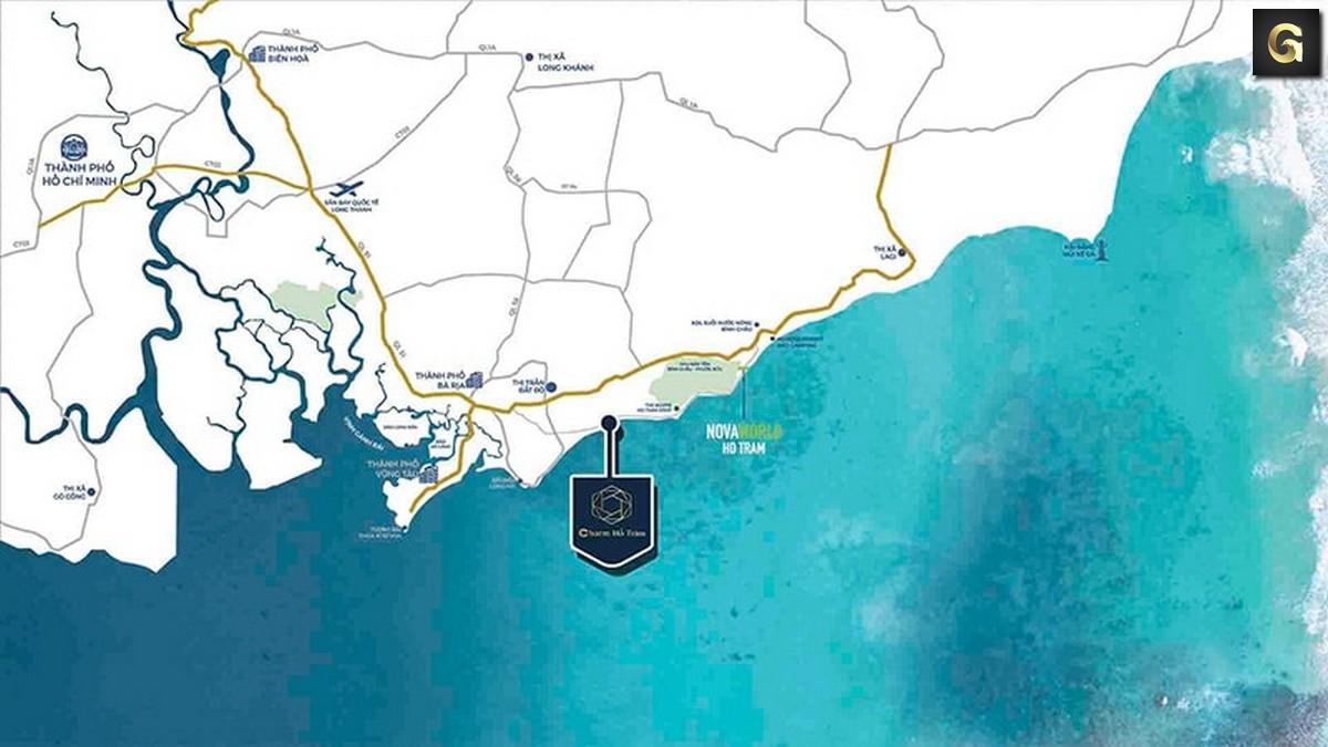 dự án Charm Hồ Tràm