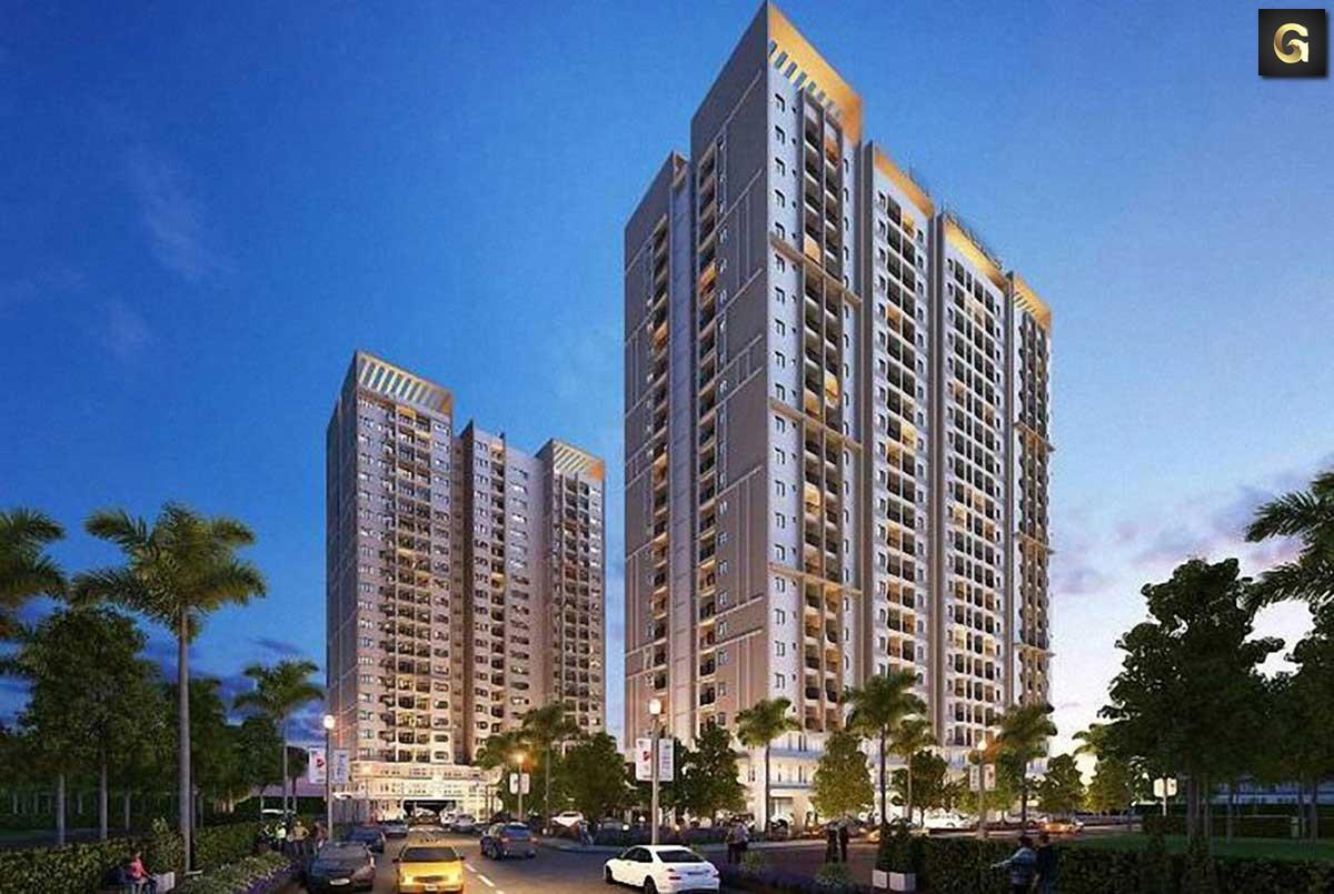 dự án căn hộ Opal CityView