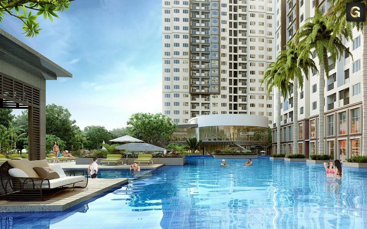 dự án căn hộ C River View Thủ Dầu Một