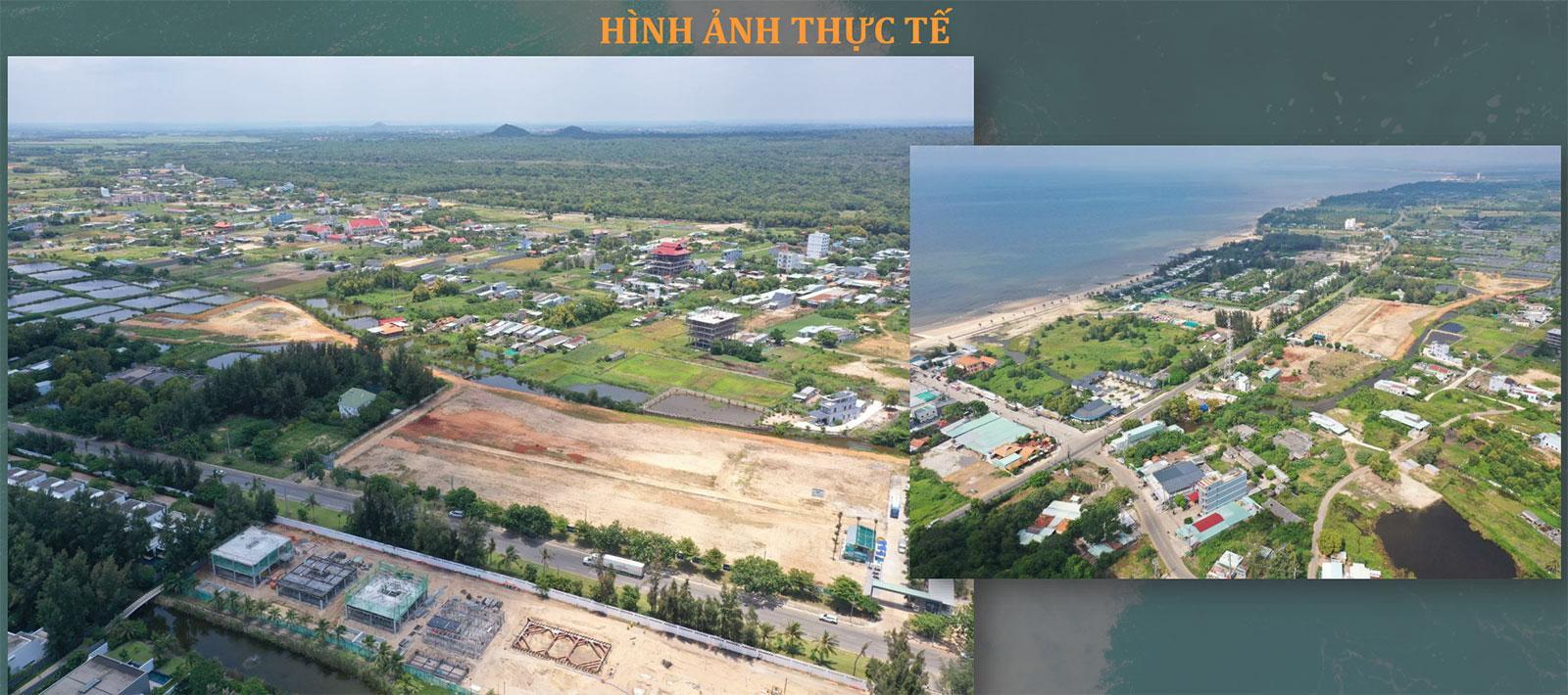 Axis Hồ Tràm