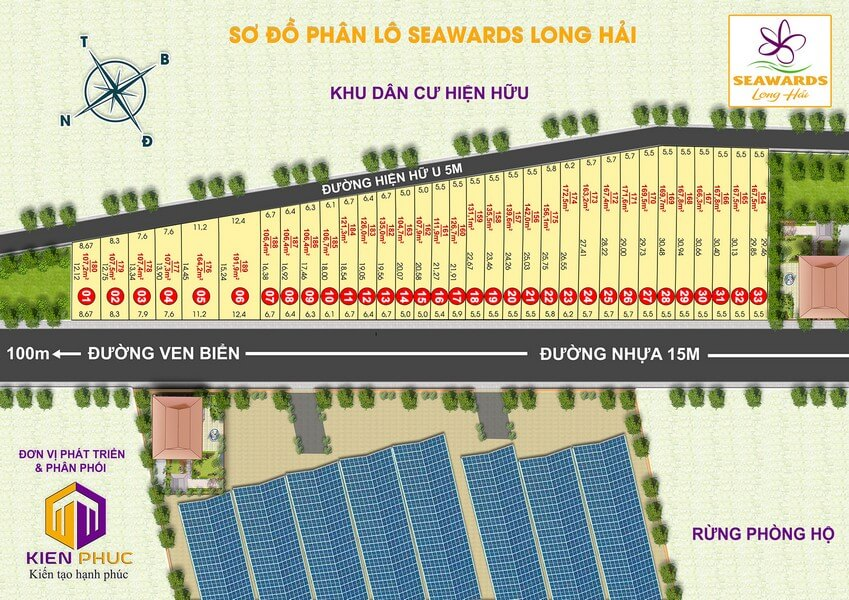 Seawards Long Hải