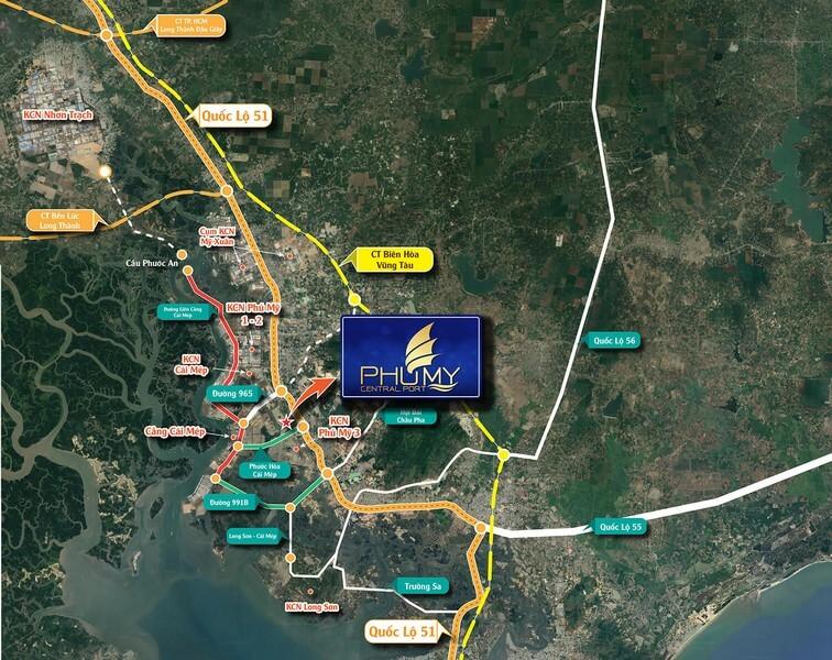 Phú Mỹ Central Port