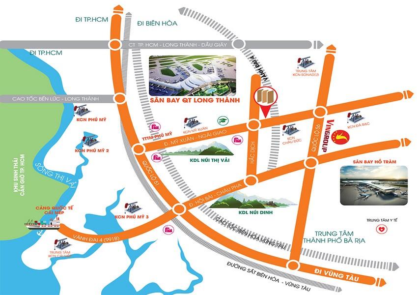 Biệt thự Phú Mỹ Future City nâng chất lượng sống sự khác biệt