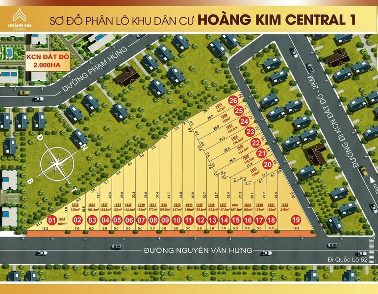 Hoàng Kim Central