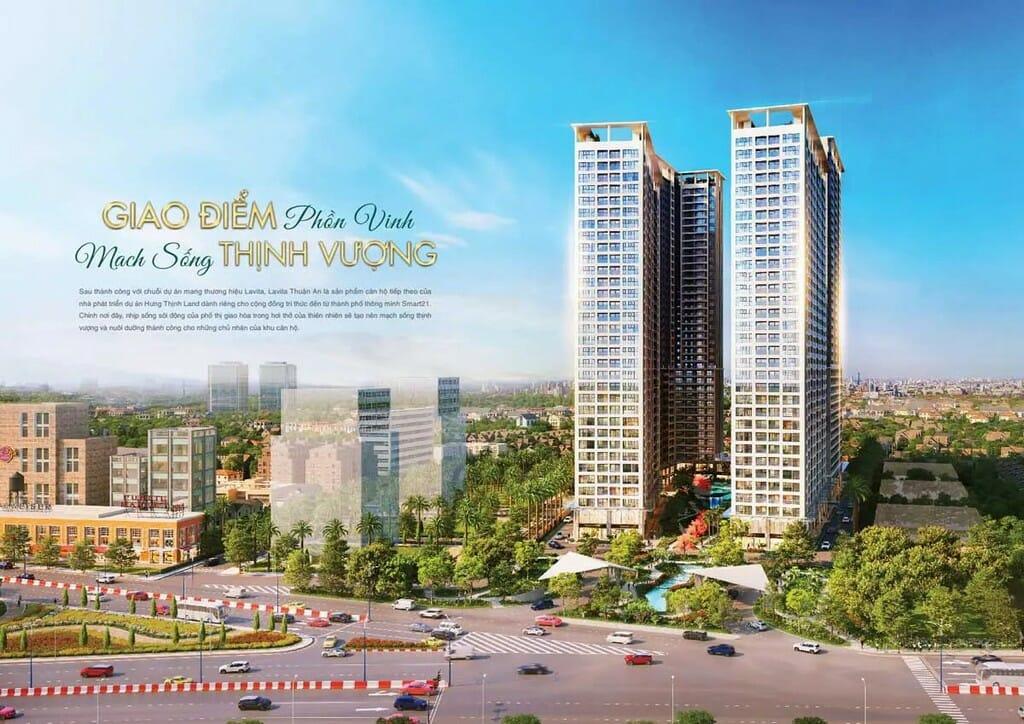 Lavita Thuận An