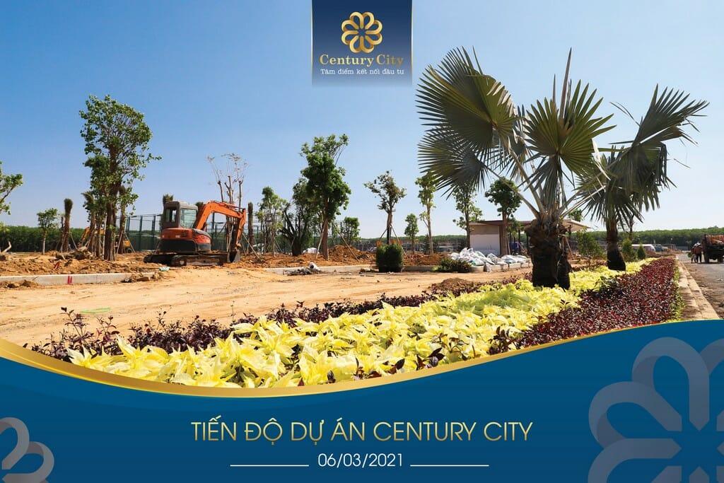 Biệt thự Century City Đồng Nai tầm nhìn toàn cảnh nằm trung tâm