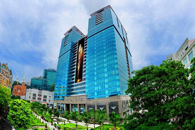 trung tâm thương mại tphcm